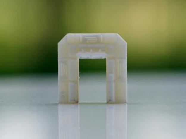 The very first object we printed!! 3d printed Description