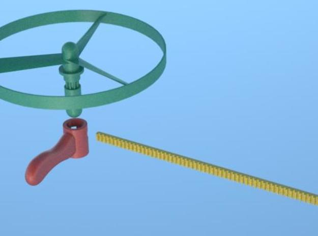 Helicopter Toy 2 3d printed