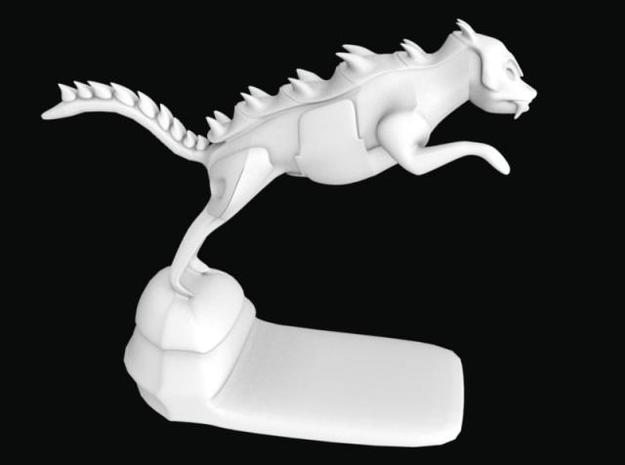 Gatordog3 3d printed Description