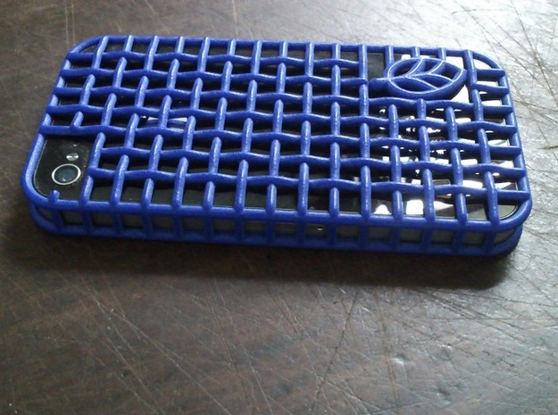 woven case 3d printed