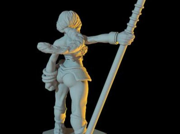 Mage 3d printed Description