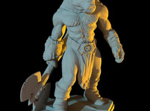 Minotaur 2 3d printed Description