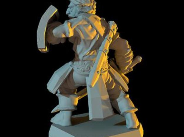 Palladin 3d printed Description