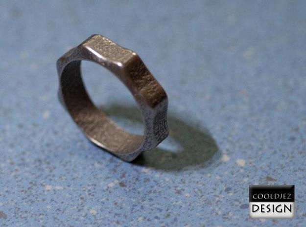 Ring - Wedding Lady 3d printed Foto1