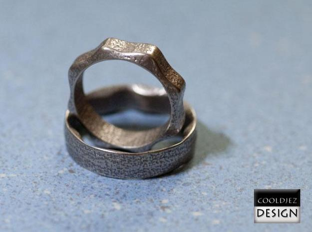 Ring - Wedding Lady 3d printed Foto3
