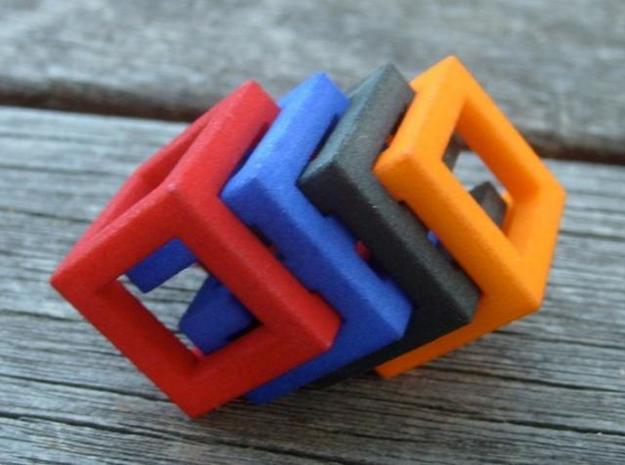 More MazeNCubes 3d printed Description