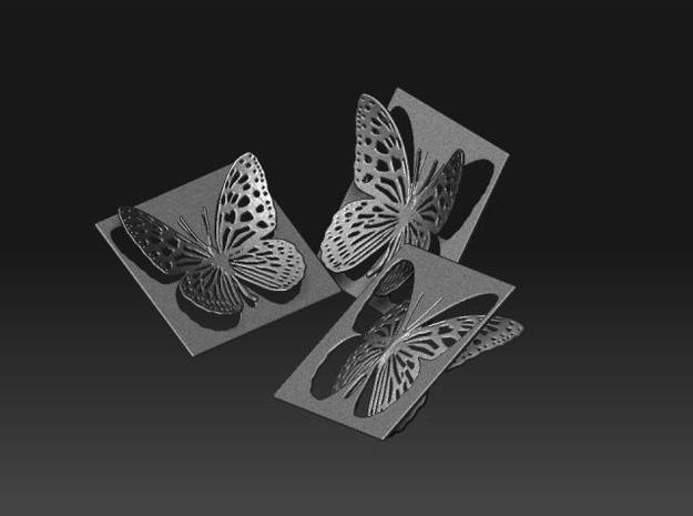 Butterfly 3d printed Description