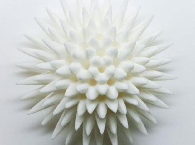 Spiked Coral 3d printed Description
