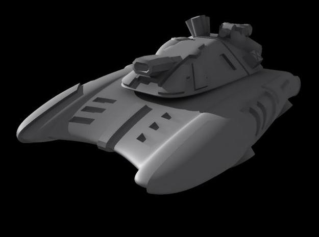 T-667 Hover Tank 3d printed Description