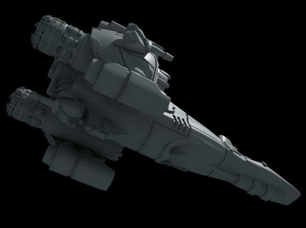 Agripa Class, Heavy Escort 3d printed ventral