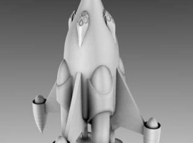"R-Rocket ""Mars""-Class Small 3d printed render"