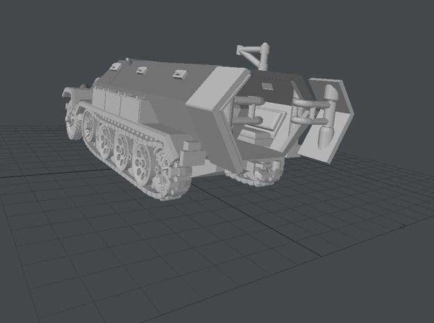 GAV-SD-KFZ-251-1-A--72-20131009d-triple 3d printed the door can set to open