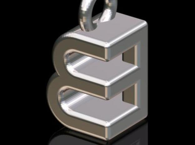 EEB #2 (3-d Logotype) 3d printed Description