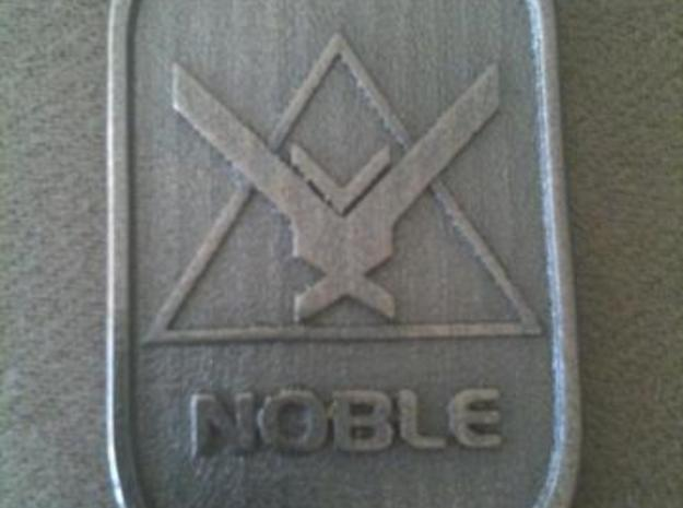 Mid7night Spartan-Noble tags 3d printed Noble