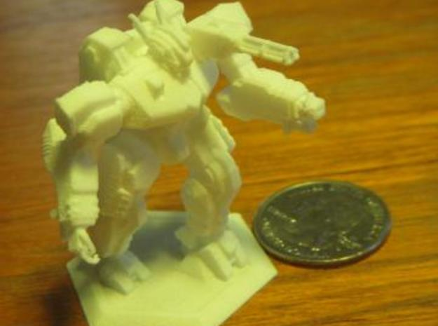WHAM- King Sandman (1/285th) 3d printed WSF Printout