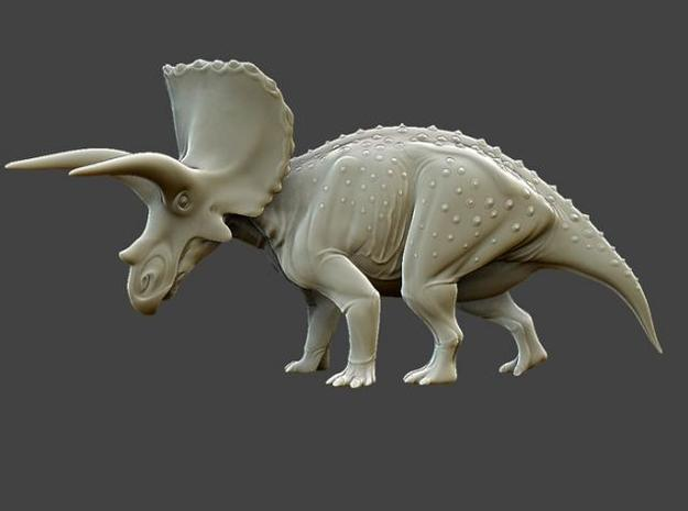 Triceratops Krentz 3d printed Description