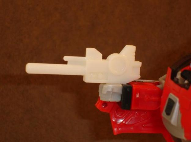 Sunlink - Peg Gun 3d printed Description