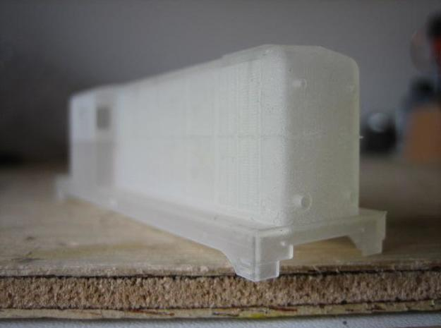 N 2400 DE NS Minitrix 3d printed 2400 in FUD