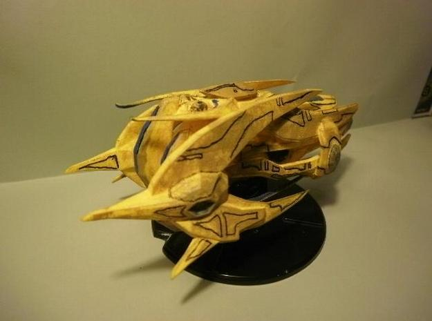 Star Battle Carrier 3d printed