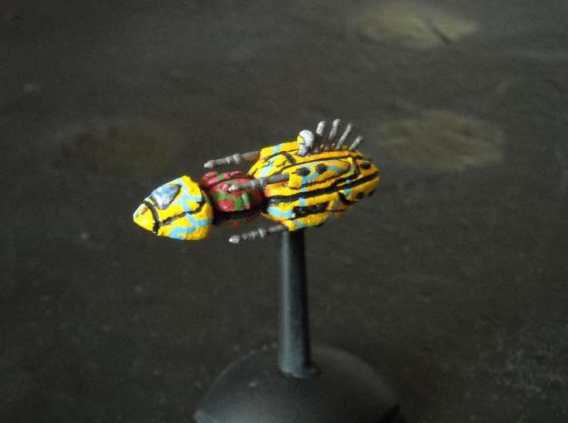 SSA104 Spider Wasp Destroyer 3d printed Painted model