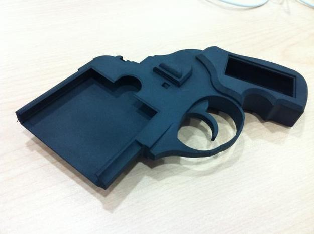iPhone 4 Ruger 3d printed Description