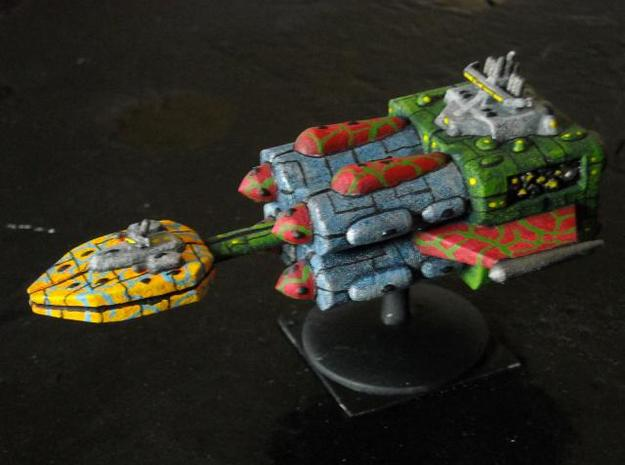 SSA301 Cataphract Dreadnought 3d printed Painted model