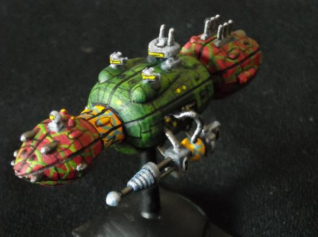 SSA303 Charybdis Battlecruiser 3d printed Painted model