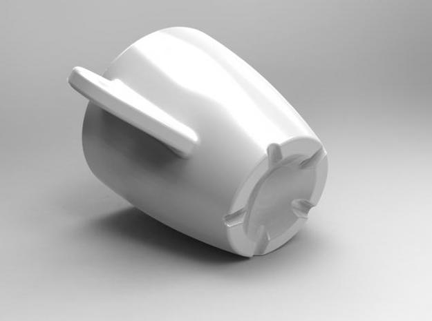 one cup a day   Day 00: BasicCup 3d printed bottom