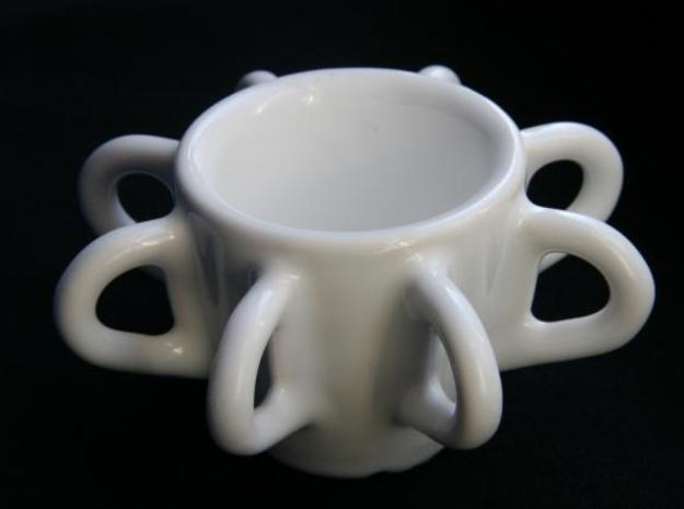 one cup a day | Day 01: Octo Cup 3d printed