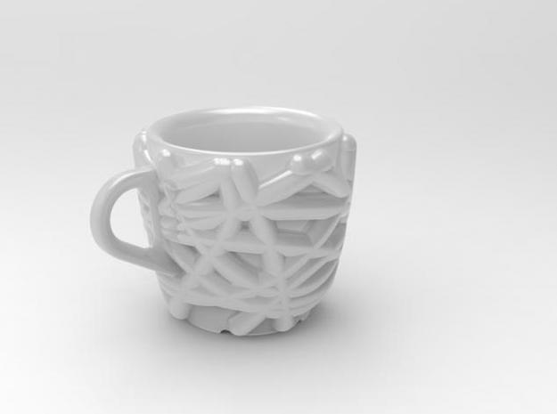 one cup a day | Day 04: Bird Nest Cup 3d printed day 4 | bird nest cup