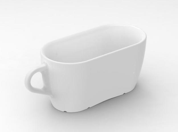 one cup a day | Day 26: Tub Cup 3d printed Tub Cup