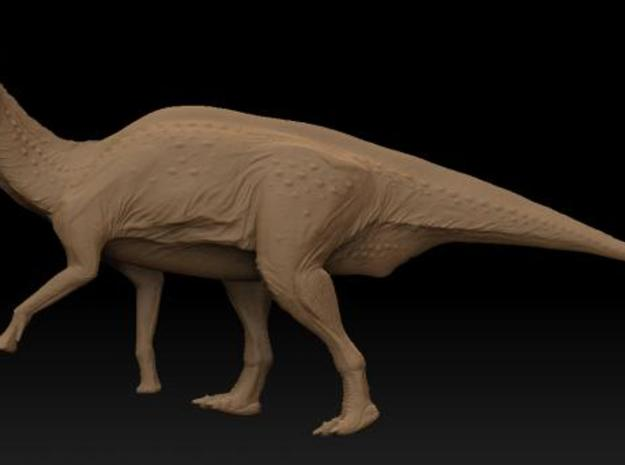 Lambeosaurus m. Climbing Large 3d printed Description