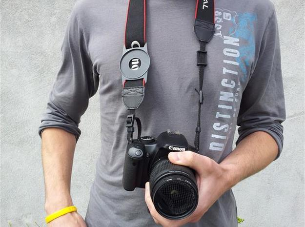 Lens Cap Holder (72mm) 3d printed Description2