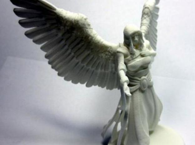 Giver of Mercy 3d printed Front - Unpainted