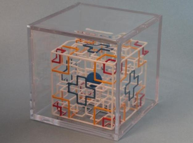Mix-pack 4 - Big 3d printed In Display Case - Sold Separately
