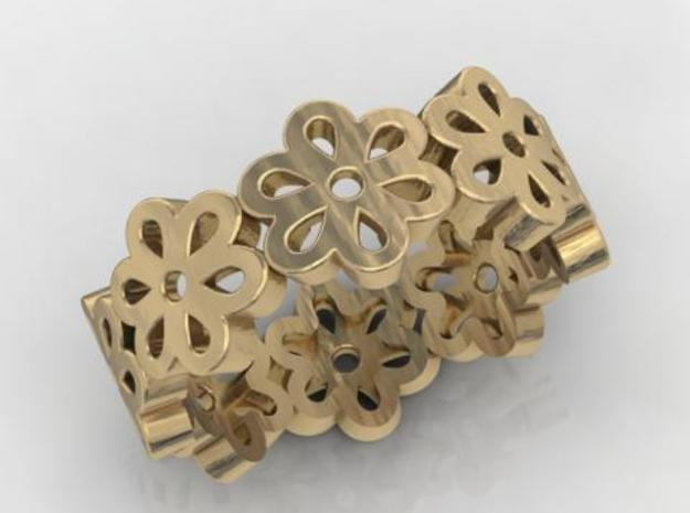 flower band #2 3d printed