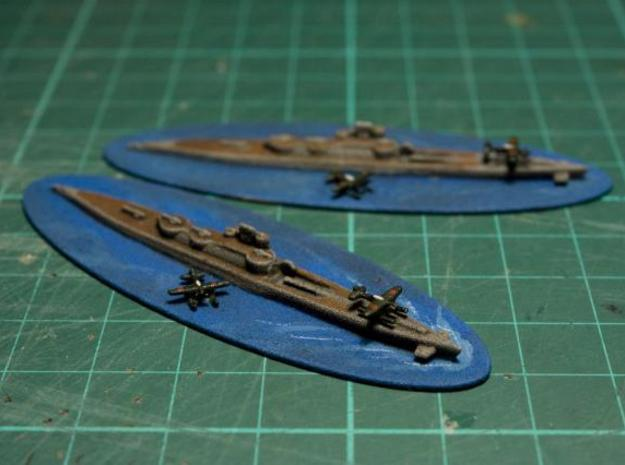I-400 submarines 3d printed