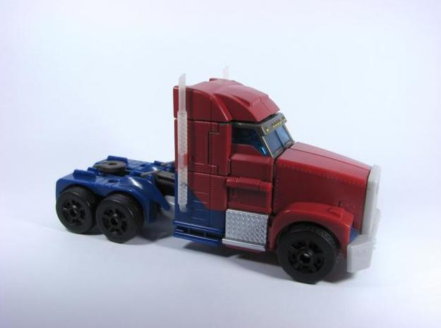 TFP (FE) Optimus Prime upgrade set 3d printed