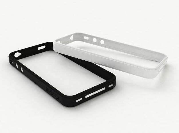 incredible bumper iPhone 4 GSM 3d printed