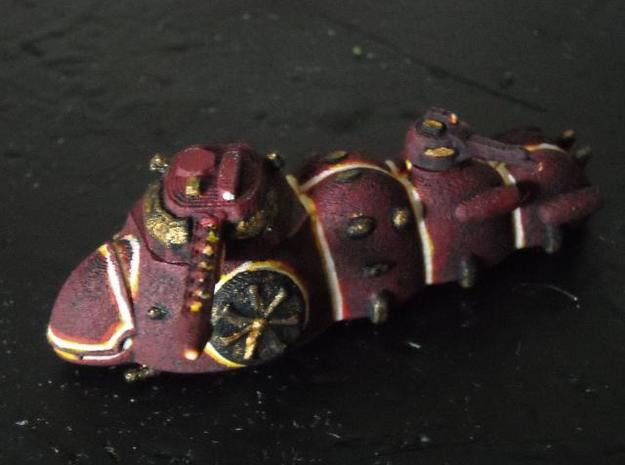MG144-SYV02 Magma's Ire Blistering Castigation MBT 3d printed