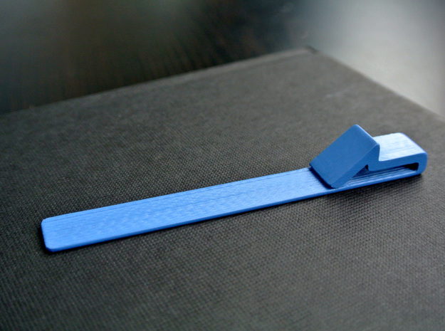 Bookmark 3d printed
