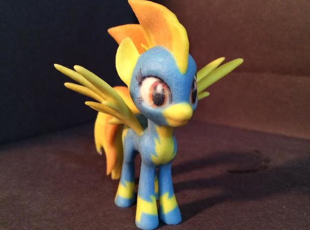 My Little Pony - Spitfire (≈70mm tall) 3d printed ponies