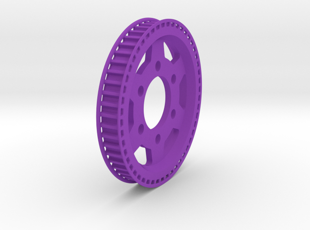 SB5 Rear Belt Pulley Version 2 3d printed