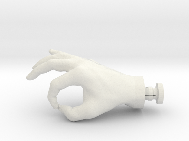 Let me hold you! XL • Poster Holder 3d printed . . . for ever and ever.