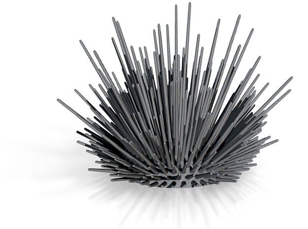 Desk Urchin - A cool way to organize your desk! 3d printed