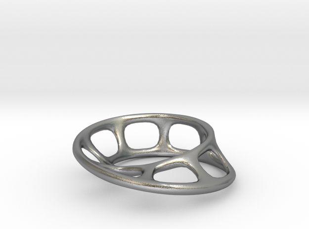 Wired Möbius Strip 3d printed