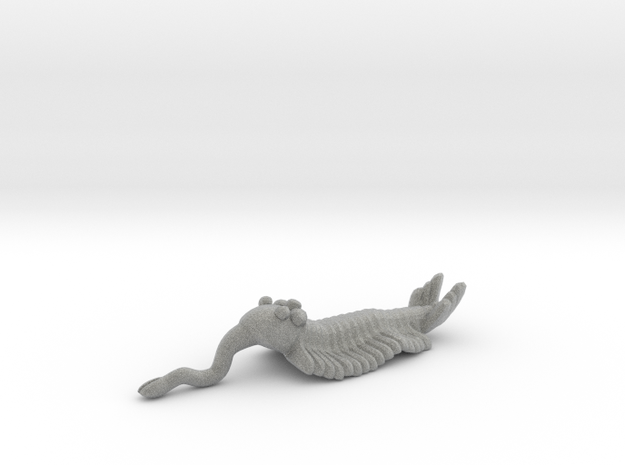 Opabinia - Big 3d printed