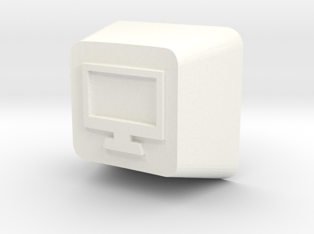 Cherry MX Computer Keycap 3d printed