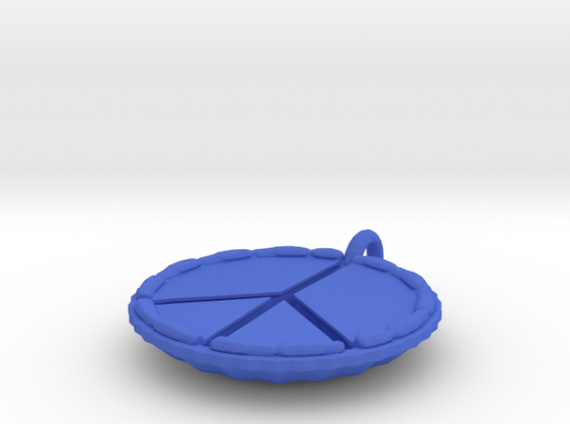Make Pie Not War 3d printed