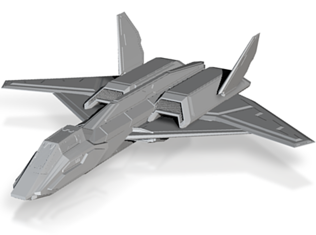 1/144 Skylark Aerospace Fighter 3d printed